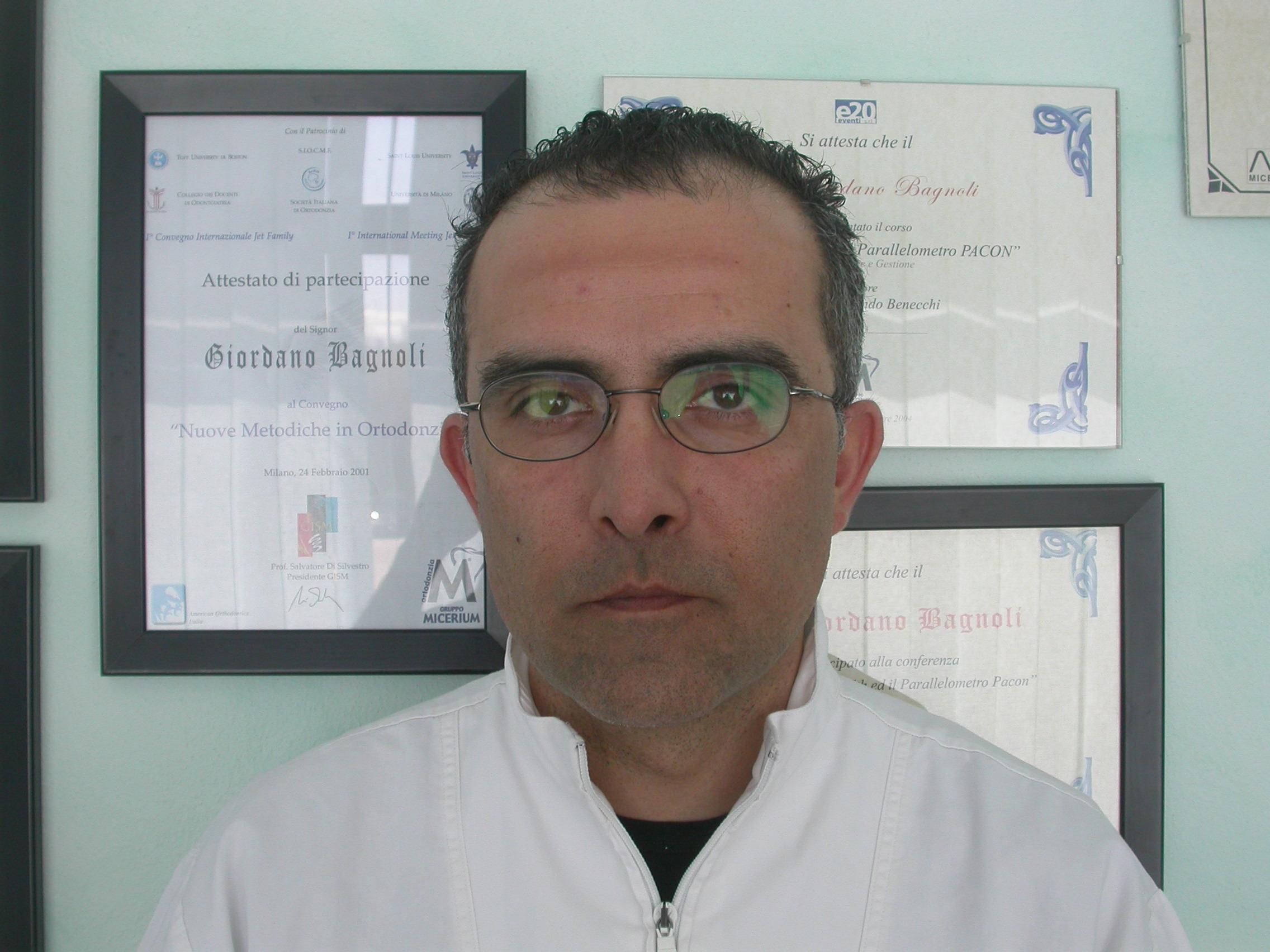BAGNOLI GIORDANO - Socio Ortec